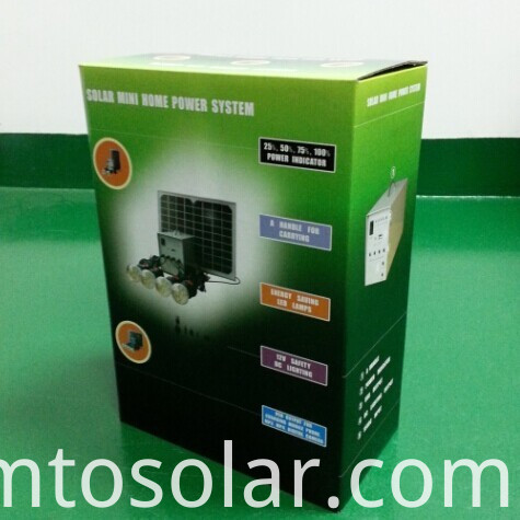 Indoor Solar Light Kit